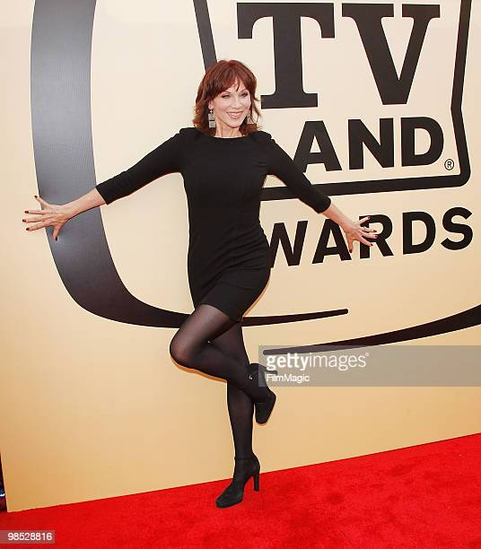 Marilu Henner arrives to the 8th Annual TV Land Awards held at Sony Pictures Studios on April 17 2010 in Culver City California