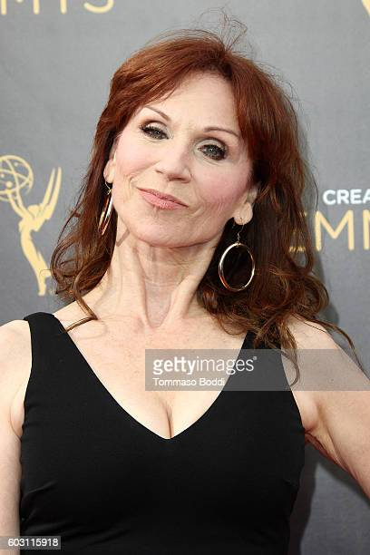 Marilu Henner attends the 2016 Creative Arts Emmy Awards held at Microsoft Theater on September 11 2016 in Los Angeles California