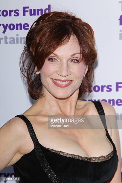 Marilu Henner attends The Actors' Fund's 15th Annual Tony Awards party held at Skirball Cultural Center on June 12 2011 in Los Angeles California