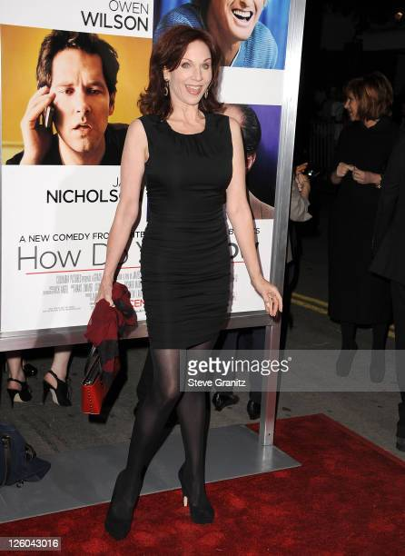 Marilu Henner attends the 'How Do You Know' Los Angeles Premiere at Regency Village Theatre on December 13 2010 in Westwood California
