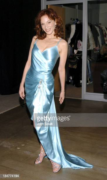 Marilu Henner during Red Carpet'05 Benefiting the Dream Foundation After Party at The Pacific Design Center in West Hollywood California United States