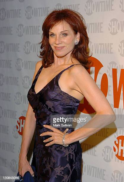 Marilu Henner during The 57th Annual Emmy Awards Showtime After Party in Los Angeles California United States