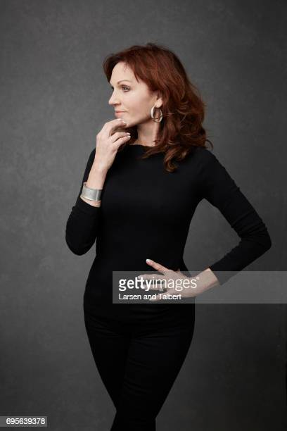 Marilu Henner is photographed for Entertainment Weekly Magazine on June 11 2017 in Austin Texas
