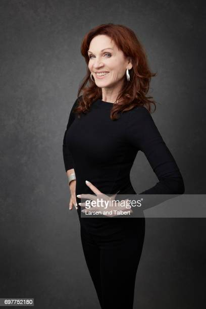 Marilu Henners is photographed for Entertainment Weekly Magazine on June 11 2017 in Austin Texas