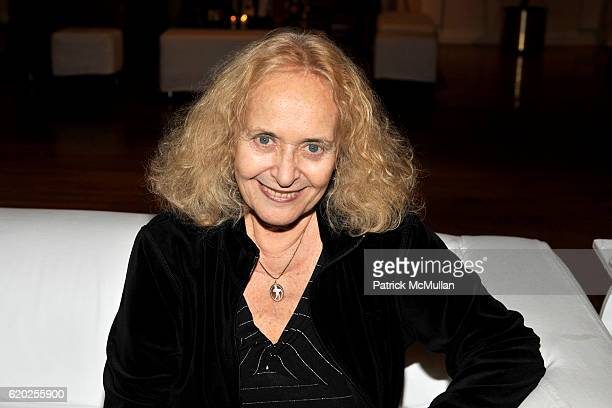 Marilyn Barnett attends LESLEY STAHL and AARON LATHAM Celebrate the Launch of LITTLE BARREL at 267 Fifth Ave on November 7 2008 in New York City