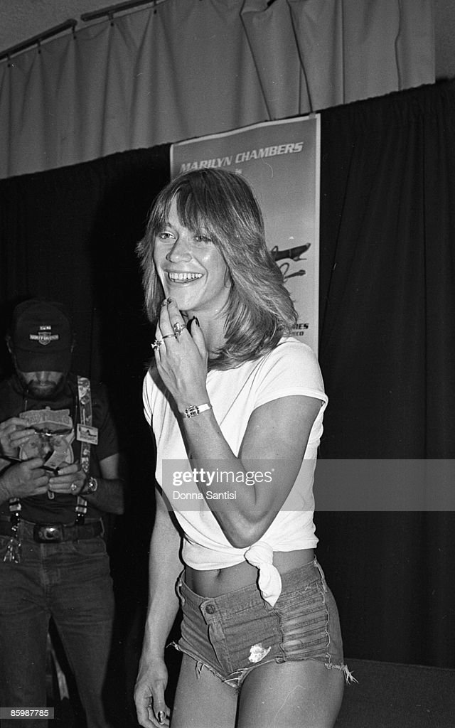 Insatiable marilyn chambers