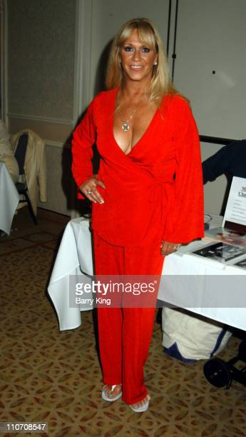 Marilyn Chambers during Hollywood Collectors Celebrities Show 2004 at Beverly Garland's Holiday Inn in North Hollywood California United States