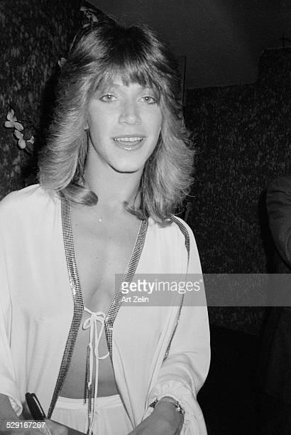 Marilyn Chambers stripper circa 1970 New York