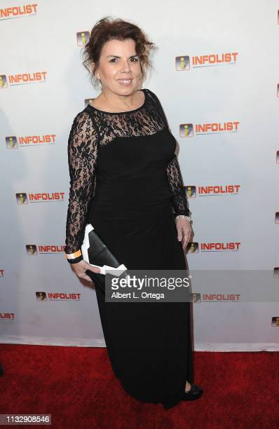Marilyn Ghigliotti arrives for PreOscar Soiree Hosted By INFOListcom and Birthday Celebration for Founder Jeff Gund held at SkyBar at the Mondrian...