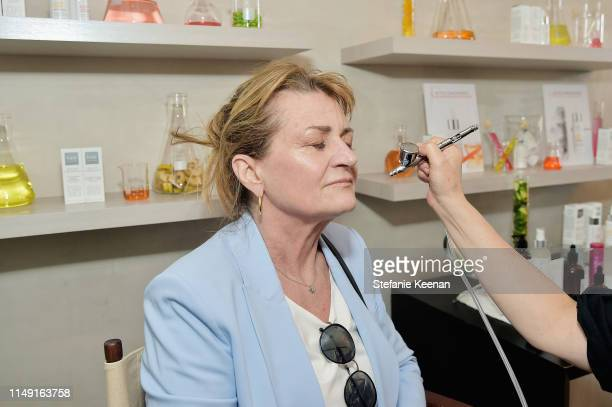 Marilyn Heston attends Kate Somerville Kx Concentrates Launch on May 14 2019 in Los Angeles California