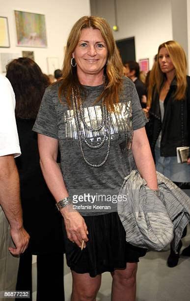 Marilyn Heston attends MOCA's Fresh Silent Auction at the Museum Of Contemporary Art on May 9 2009 in Los Angeles California