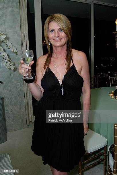 Marilyn Heston attends Nikki Haskell Birthday Celebration at Sierra Towers on May 17 2007 in West Hollywood CA