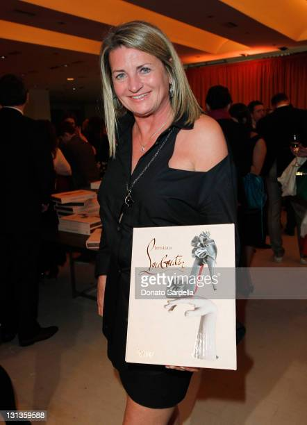 Marilyn Heston attends the Christian Louboutin 20th Anniversary and Book Launch at Barneys New York on November 3 2011 in Beverly Hills California