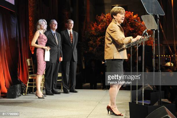 Marilyn Jordan Taylor attends the CooperHewitt National Design Museum 2010 National Design Awards Gala at Cipriani 42nd Street on October 14 2010 in...