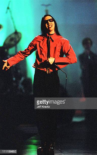 marilyn manson 1997 pictures and photos getty images. Black Bedroom Furniture Sets. Home Design Ideas