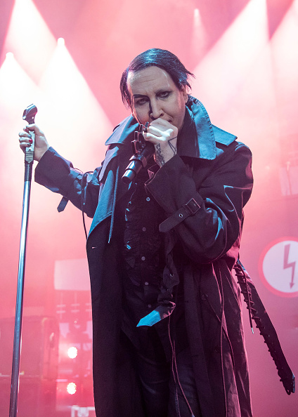 Marilyn Manson Photos Pictures Of Marilyn Manson Getty Images