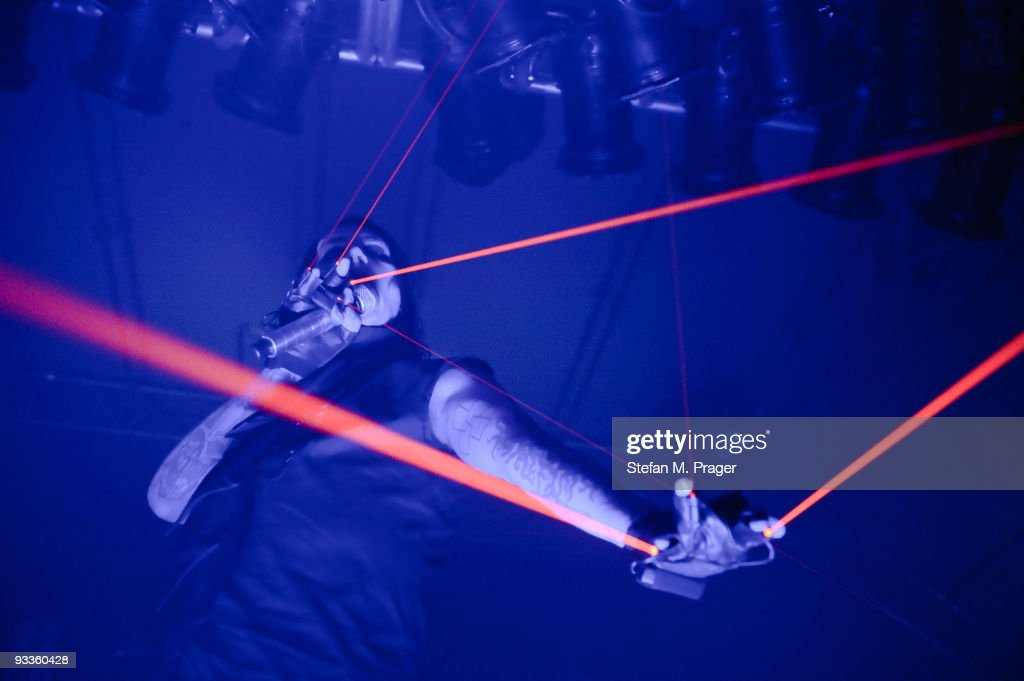 Marilyn Manson Performs In Munich : Nachrichtenfoto