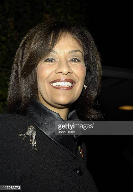 Marilyn McCoo during Day Of Miracles World Premiere Arrivals at Universal Studios in Universal City California United States
