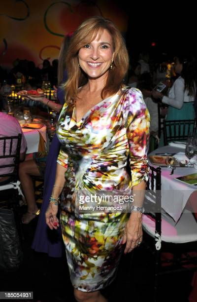 Marilyn Milian attends the Imagination Ball at the Adrienne Arsht Center at Adrienne Arsht Center on October 6 2013 in Miami Florida
