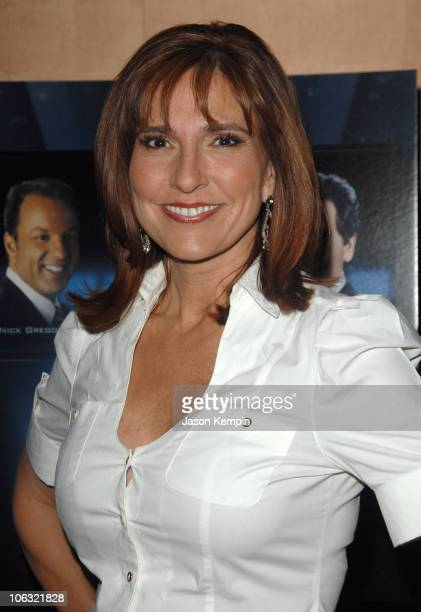 Marilyn Milian during Fox 5 Celebrates The 4th Anniversary Of The 10 PM News March 15 2007 at Fresco On The Go in New York City New York United States