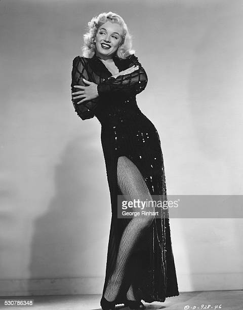 Marilyn Monroe as she appears in Ladies of the Chorus