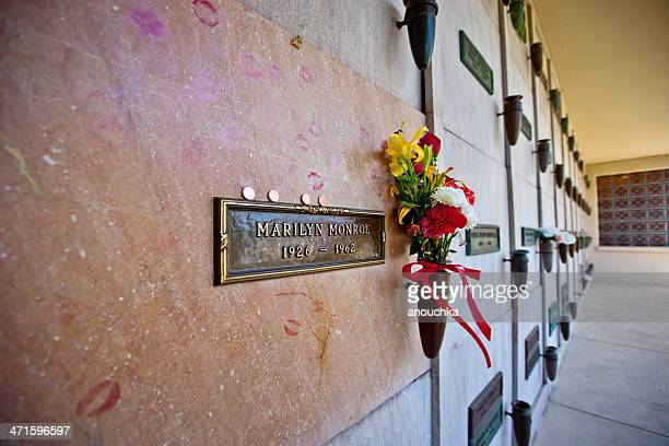 Marilyn Monroe Grave,  Los Angeles