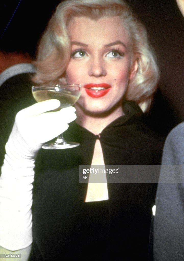 Marilyn Monroe In The 1950's : News Photo