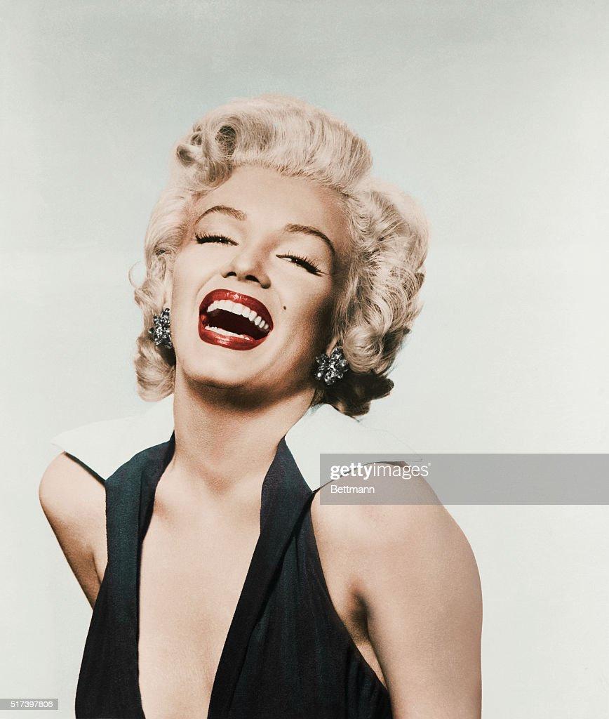 Marilyn Monroe : Fotografia de notícias