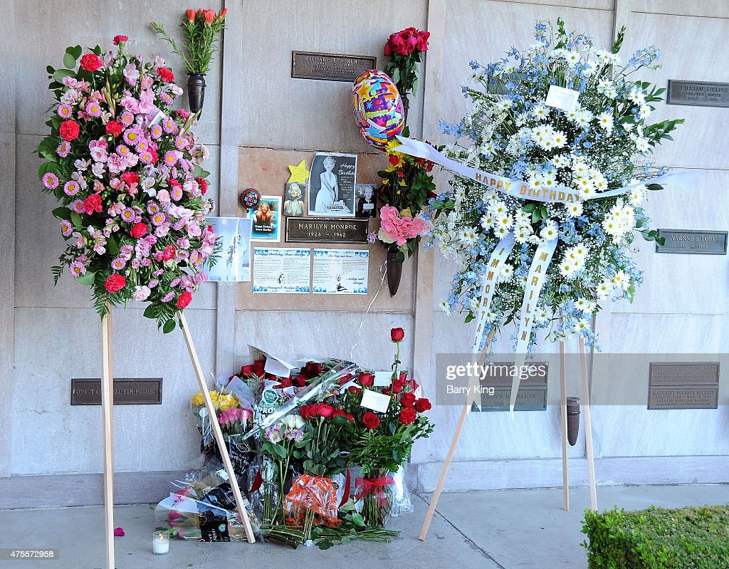 Marilyn Monroe Remembered On Her Birthday At Westwood Village