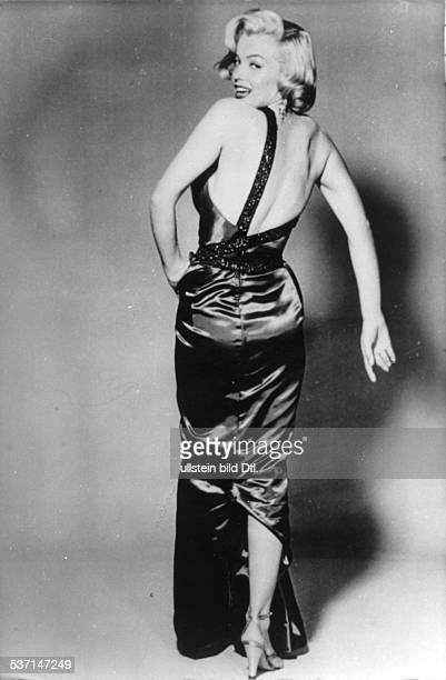 Marilyn MonroeMarilyn Monroe Schauspielerin USA Studioaufnahme 1953