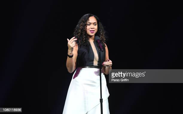 Marilyn Mosby speaks onstage during 2018 Urban One Honors at The Anthem on December 9 2018 in Washington DC
