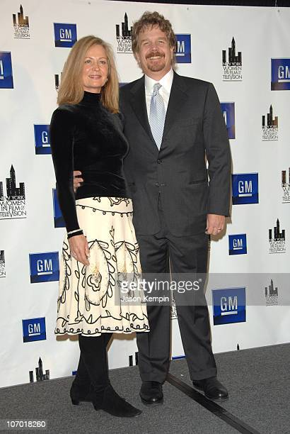 Marilyn Wells and John Wells during The New York Women in Film and Television's 26th Annual Muse Awards - December 14, 2006 at The New York Hilton in...