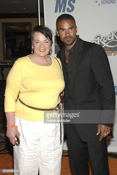 marilyn wilsonmoore and shemar moore attend 16th annual