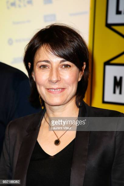 Marilyne Canto attends la Fete du Court Metrage on March 14 2018 in Paris France