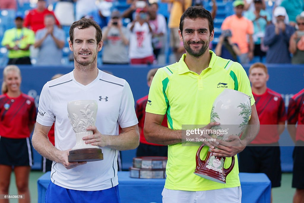 TENNIS: AUG 21 Western & Southern Open : News Photo