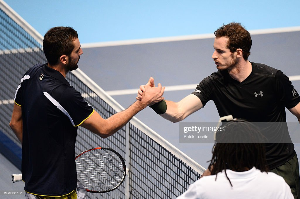 Day Two - Barclays ATP World Tour Finals : News Photo