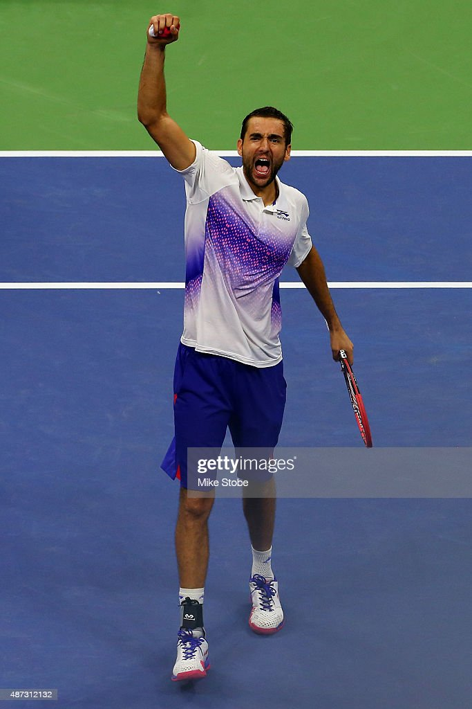 2015 US Open - Day Nine : News Photo
