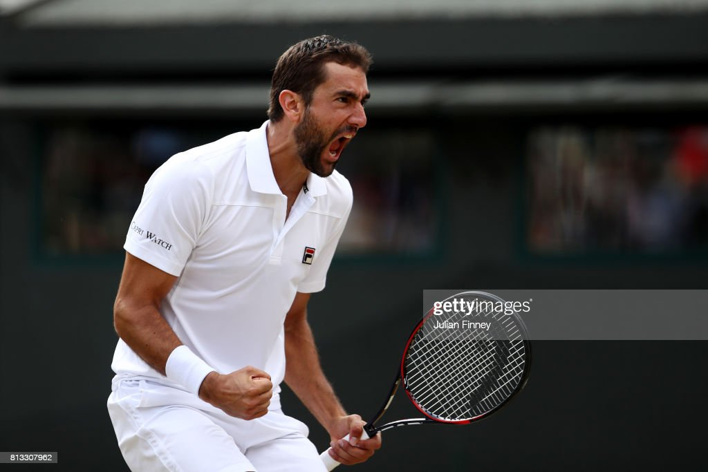 Day Nine: The Championships - Wimbledon 2017 : Foto di attualità