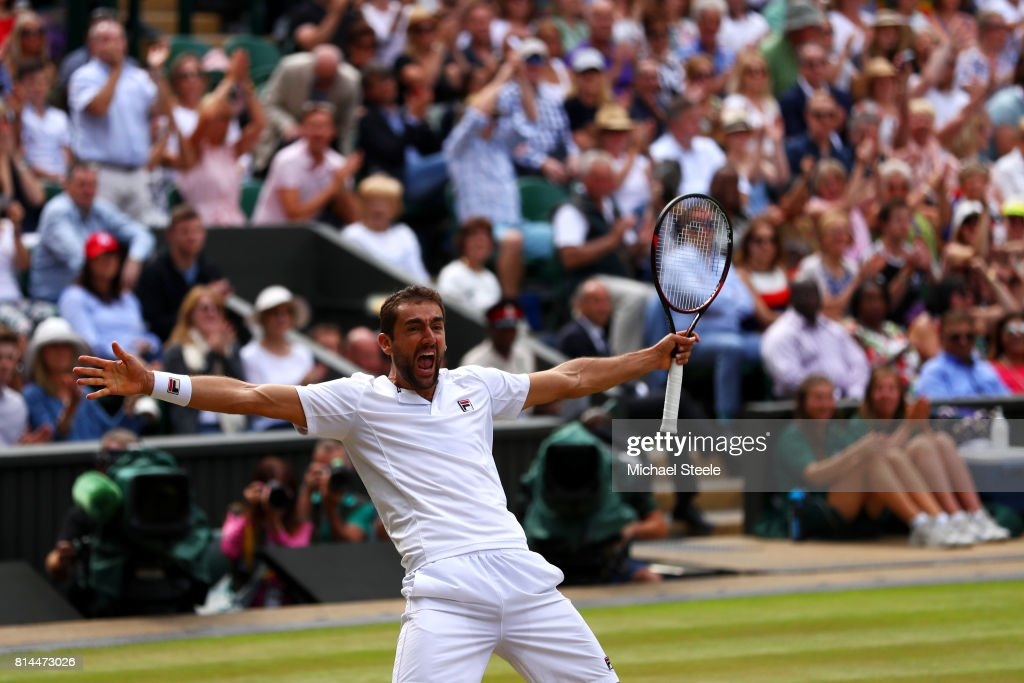 Day Eleven: The Championships - Wimbledon 2017 : News Photo