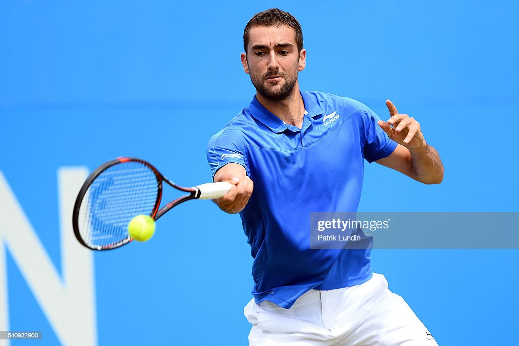 Aegon Championships - Day 5 : News Photo