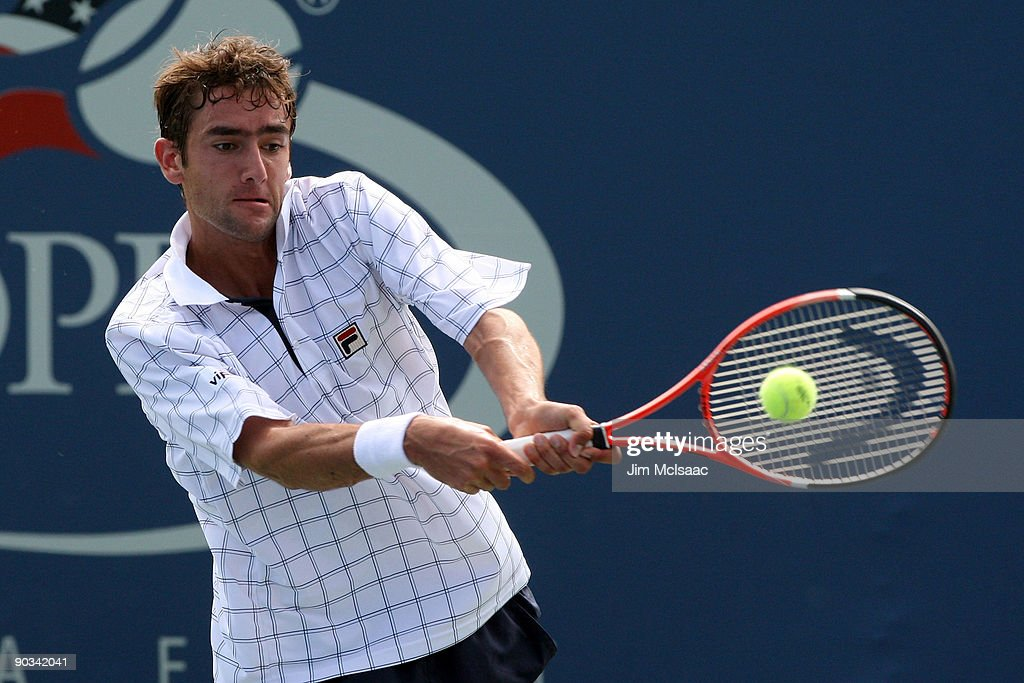 US Open Day 5 : News Photo