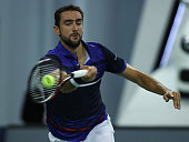 shanghai china marin cilic croatia returns