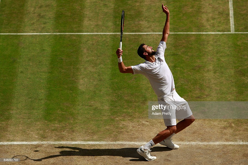 Day Nine: The Championships - Wimbledon 2016 : News Photo