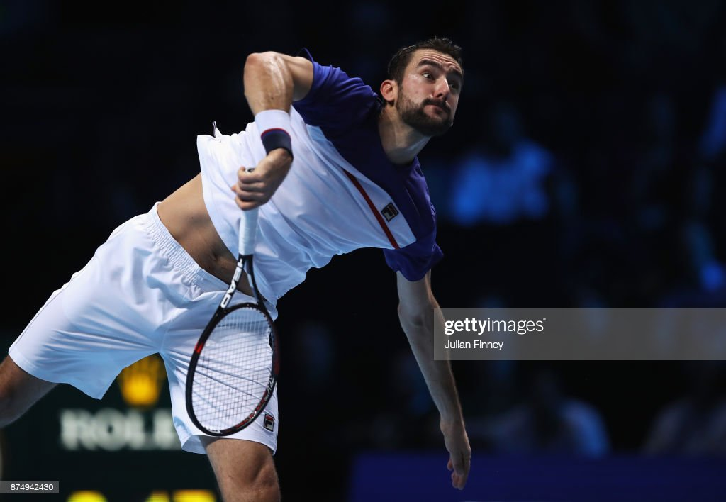 Day Five - Nitto ATP World Tour Finals : News Photo