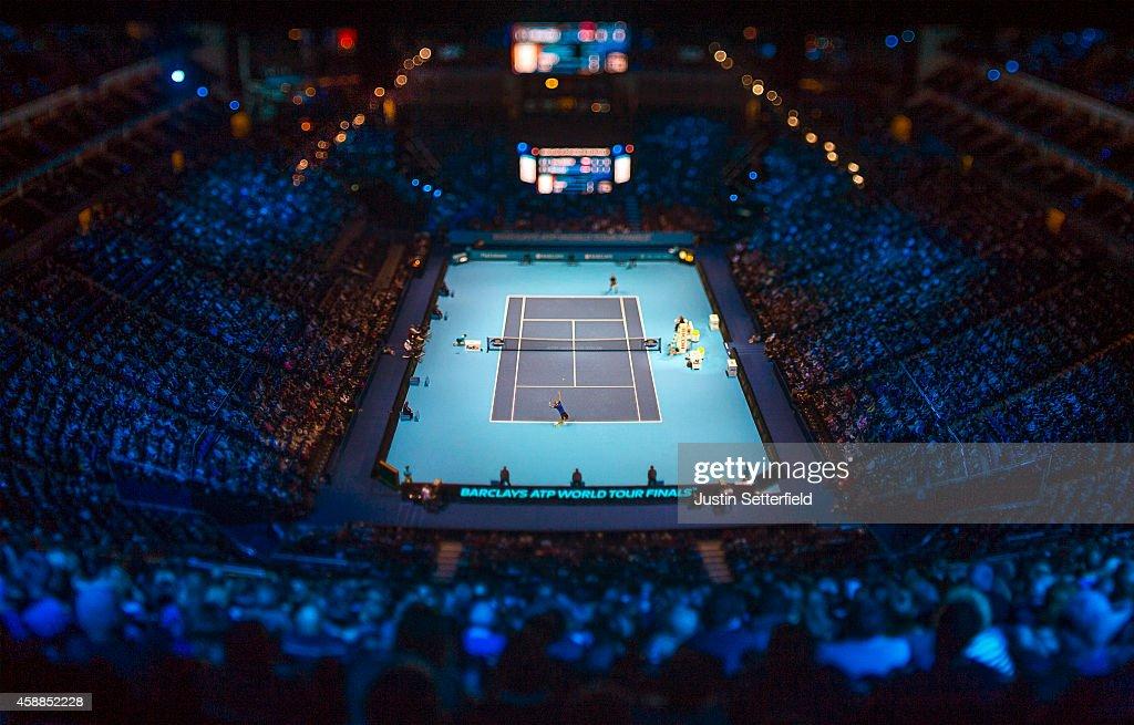 Barclays ATP World Tour Finals - Day Four : News Photo
