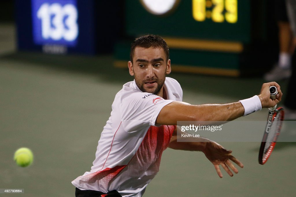 2015 Shanghai Rolex Masters - Day 5 : News Photo