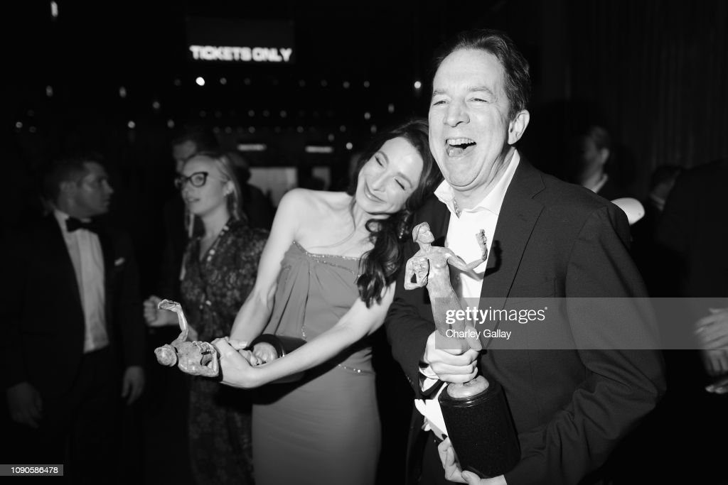 25th Annual Screen Actors Guild Awards - Media Center : News Photo