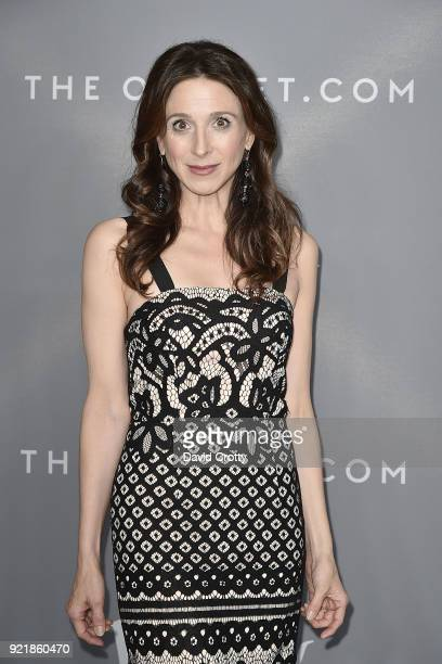 Marin Hinkle attends the 20th CDGA Arrivals on February 20 2018 in Beverly Hills California