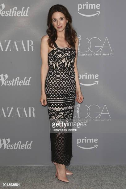 Marin Hinkle attends the 20th CDGA on February 20 2018 in Beverly Hills California