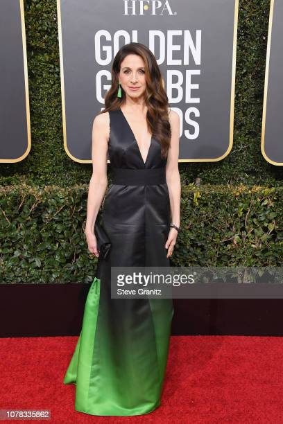 Marin Hinkle attends the 76th Annual Golden Globe Awards at The Beverly Hilton Hotel on January 6 2019 in Beverly Hills California